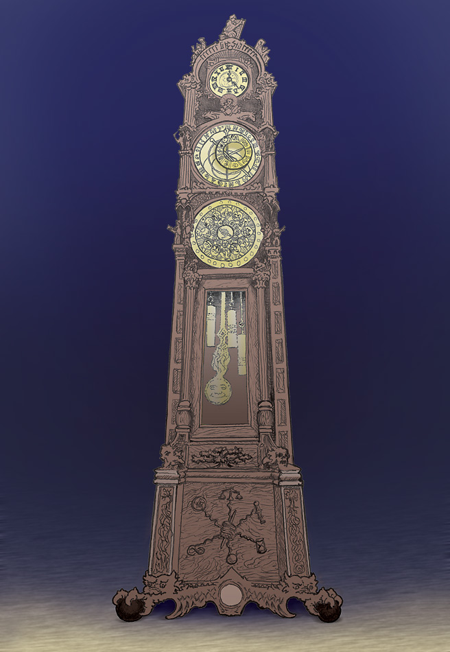 The Clock of Nerion